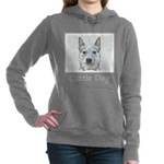 Australian Cattle Dog Women's Hooded Sweatshirt