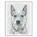 Australian Cattle Dog Small Poster