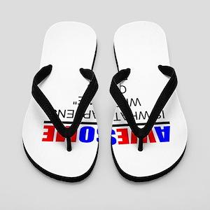 Inspiration Flip Flops
