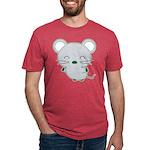 Smile Mens Tri-blend T-Shirt