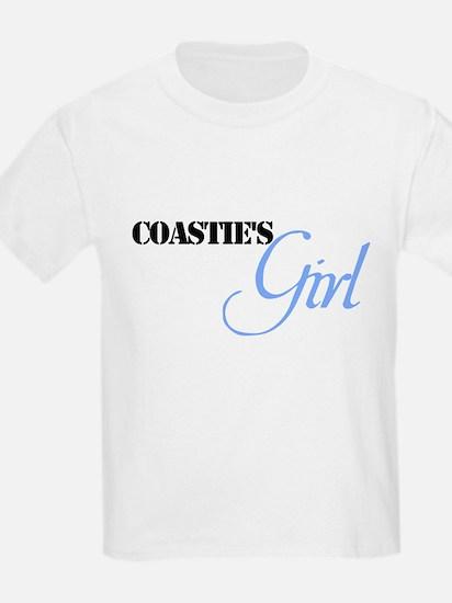 Coastie's Girl T-Shirt