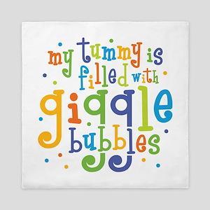Giggle Bubbles Queen Duvet