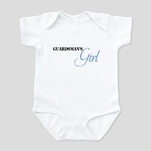 Guardsman's Girl Infant Bodysuit