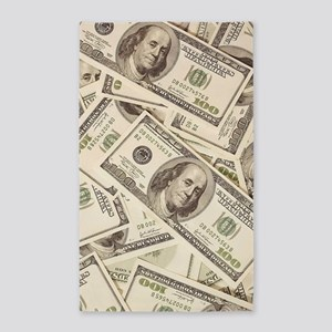 Dollar Bills Area Rug