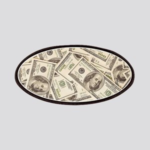 Dollar Bills Patch