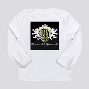 MONUMENTAL MOVEMENTS Long Sleeve T-Shirt