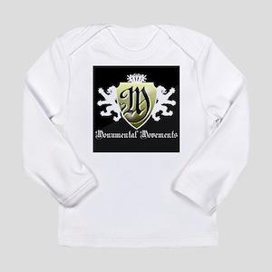 MONUMENTAL MOVEMENTS Long Sleeve T-Shirt