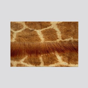 Giraffe Fur Magnets