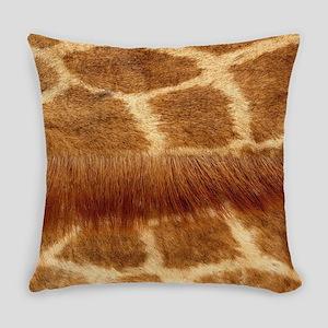 Giraffe Fur Everyday Pillow