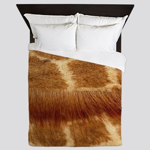 Giraffe Fur Queen Duvet