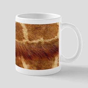 Giraffe Fur Mugs
