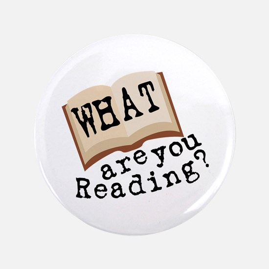 What Are You Reading? Button
