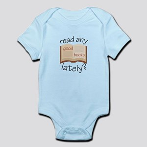 Read Any Good Books Lately Body Suit