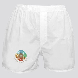 Wheel Of The Year Boxer Shorts