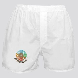 Sabbat Wheel Boxer Shorts