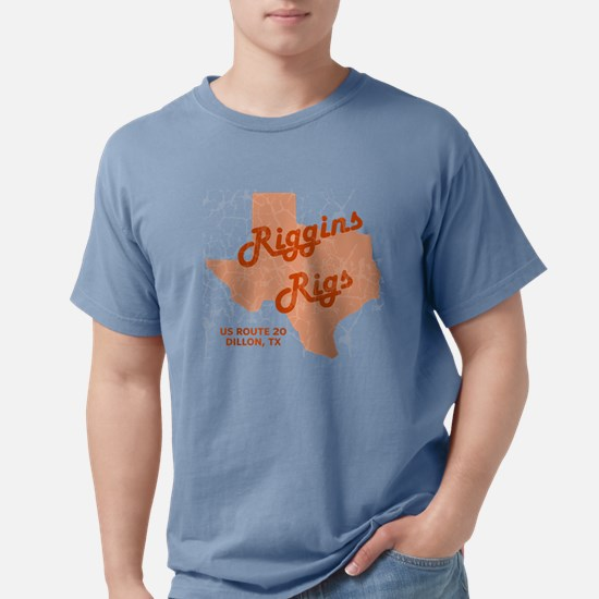 Riggins Rigs T-Shirt (Gray) T-Shirt
