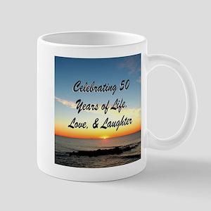 INSPIRATIONAL 50TH Mug