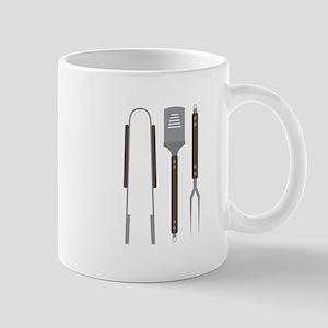 Grill Untensils Mugs
