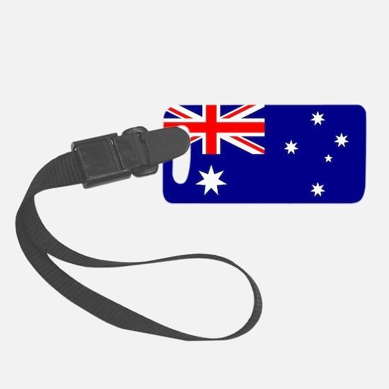 Flag of Australia Small Luggage Tag