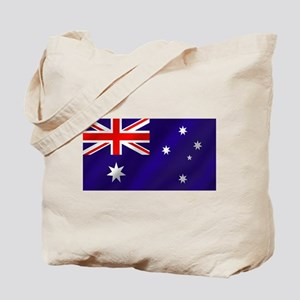 Flag of Australia Tote Bag