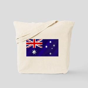 Flag of Australia Tote Bag