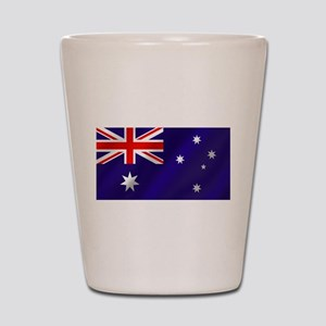Flag of Australia Shot Glass