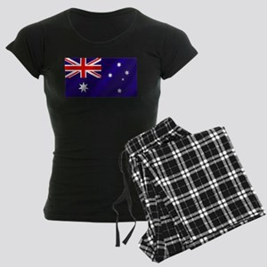 Flag of Australia Women's Dark Pajamas