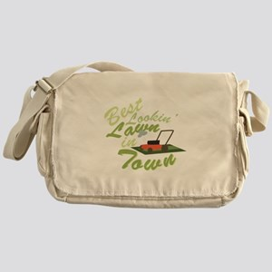 Best Lookin Lawn Messenger Bag