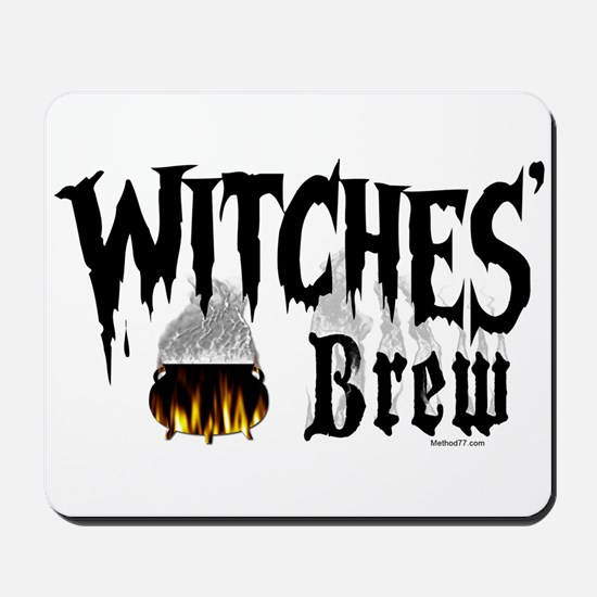 Witches Brew Mousepad