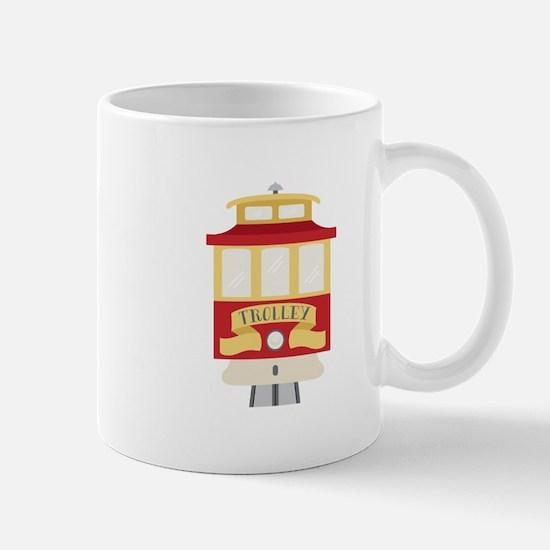 Trolley Mugs