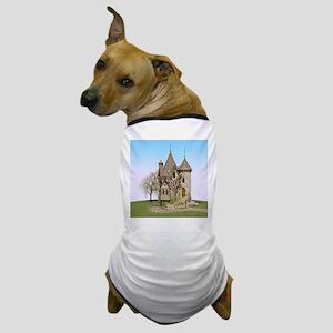 Fairytale Castle Dog T-Shirt
