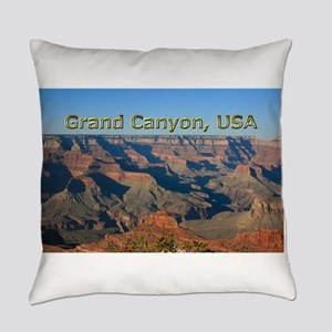 Grand Canyon National Park USA Everyday Pillow