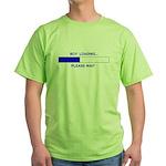 BOY LOADING... Green T-Shirt