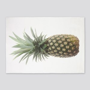 Pineapple 5'x7'Area Rug