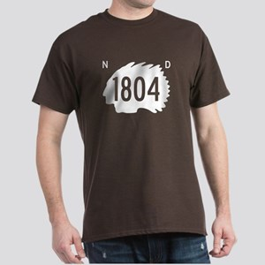 Highway 1804, North Dakota Dark T-Shirt
