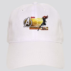 The Avengers Black Widow Action Cap