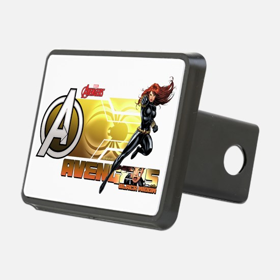 The Avengers Black Widow A Hitch Cover
