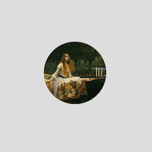 Lady of Shalott by JW Waterh Mini Button (10 pack)