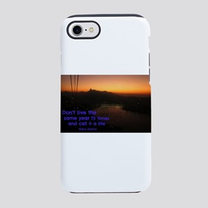 cable ride from pao de acucar iPhone 7 Tough Case