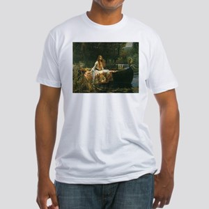 Lady of Shalott by JW Waterhouse T-Shirt