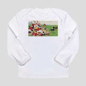rugby art Long Sleeve T-Shirt