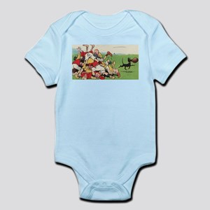 rugby art Body Suit