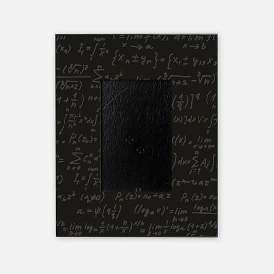 Scientific Formula On Blackboard Picture Frame