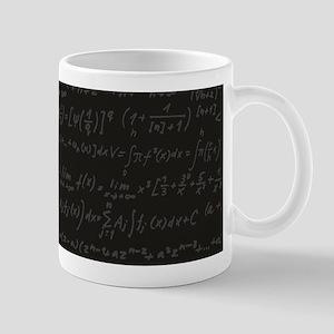 Scientific Formula On Blackboard Mugs