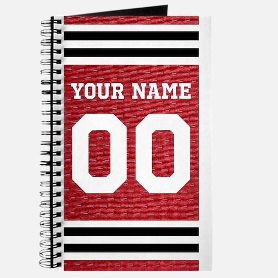 Personalize Hockey Sports Journal