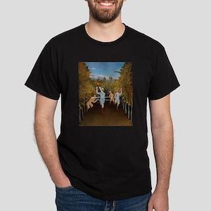 rugby art T-Shirt