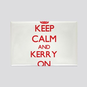 Keep Calm and Kerry ON Magnets