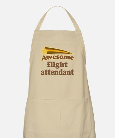 Awesome Flight Attendant Apron