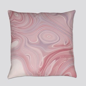 modern swirls Everyday Pillow