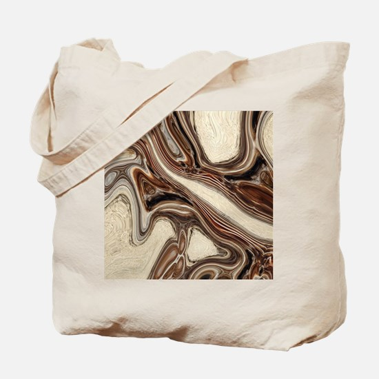 modern swirls Tote Bag